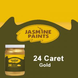 Jasmine 24 Carat Gold